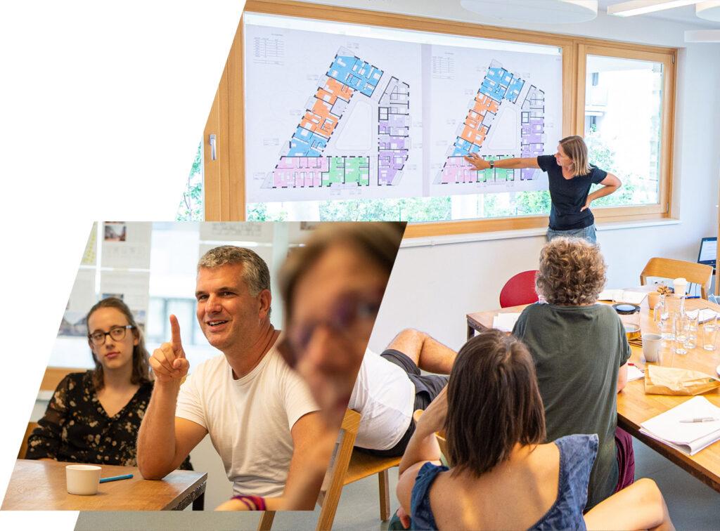 einszueins Architektur - Markus Zilker - Planungsprozess