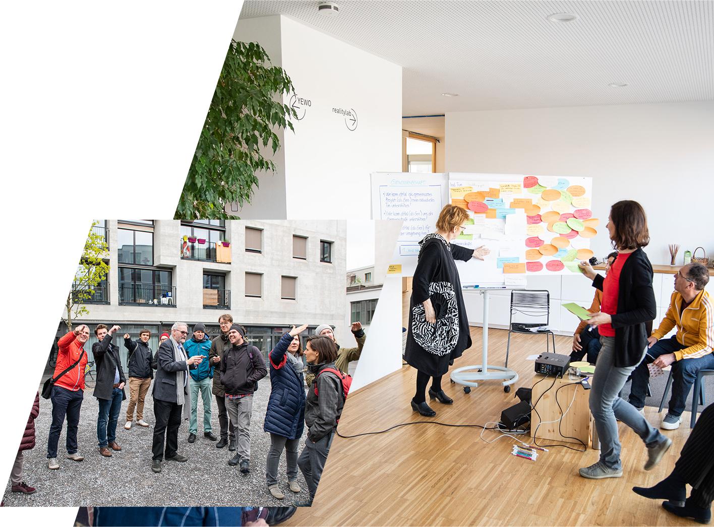 Workshops und Studienreise nach Zürich