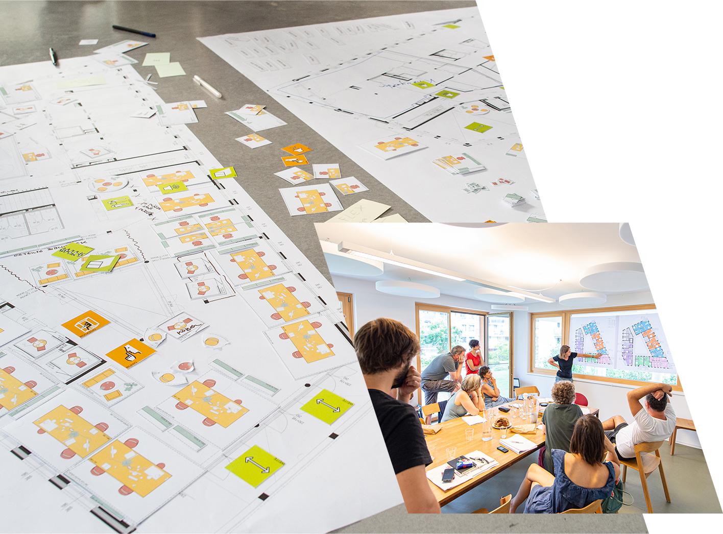 Planungsworkshop und Gewerbeplanung